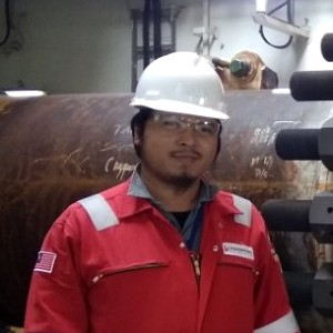 Mohd Nazarudin Ibrahim, Project & Technical
