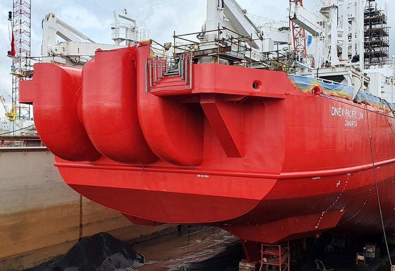 Dnex Pacific Link (DP2 Cable Lay Vessel)
